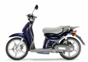 Scooters - OEM Scarabeo 100 4T E3 2006-2009 PARTS