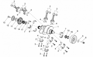 OEM Engine Parts Diagrams - Drive Shaft
