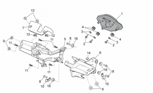 OEM Frame Parts Diagrams - Dashboard