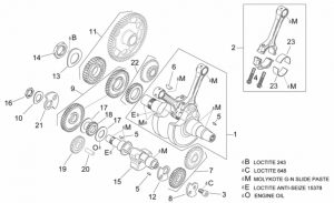 Engine - Crankshaft I