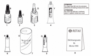 Sealing And Lubricating Agents - Sealing And Lubricating Agents