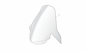 Genuine Aprilia Accessories - Acc. - Windshields
