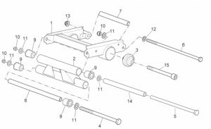 Frame - Connecting Rod