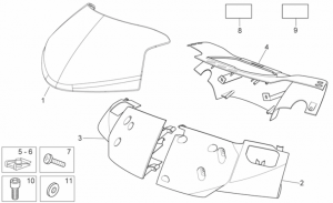 Frame - Front Body - Front Fairing