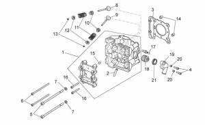 Engine - Cylinder Head
