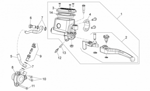 shop by bike - shiver 750 - oem shiver 750 usa 2011-2014 ... aprilia rs 50 wiring diagram aprilia dorsoduro 750 wiring diagram