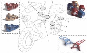 Accessories - Acc. - Cyclistic Components II