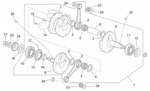 Engine - Drive Shaft