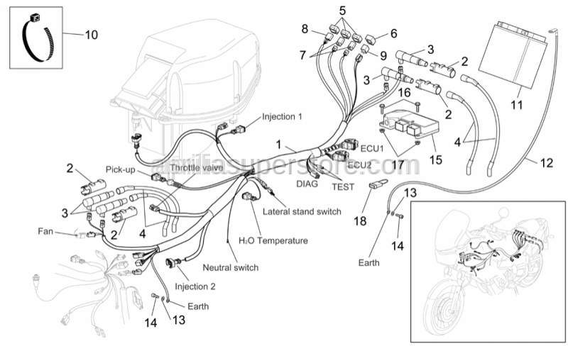 injection wiring