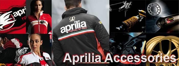 Aprilia Accessories