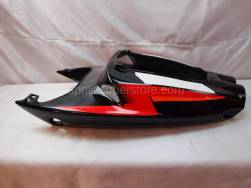 Aprilia - Rear fairing, black