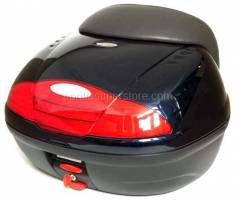 Aprilia - Top box, a.blue Str-Cas 45L