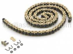 Aprilia - Gold Chain Kit Shiver