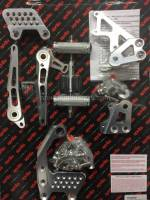Aprilia - RACING FOOTREST SET RSV4 APRC/TUONO MY13