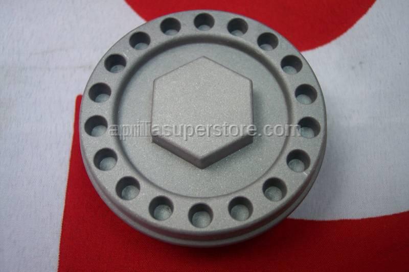 Aprilia - Oil filter cover