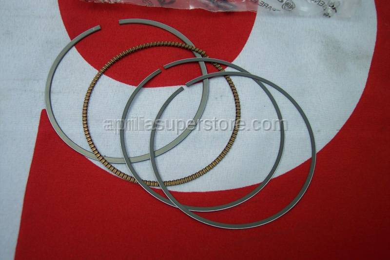 Aprilia - Piston rings set D76