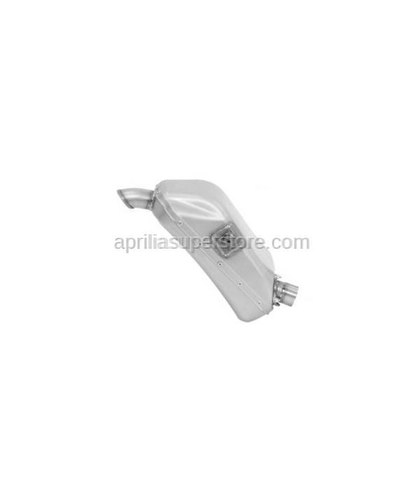 Arrow Special Parts - ARROW FULL TITANIUM SILENCER (UNDER SEAT)