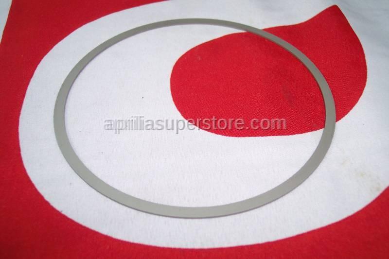 Aprilia - Seat judder spring