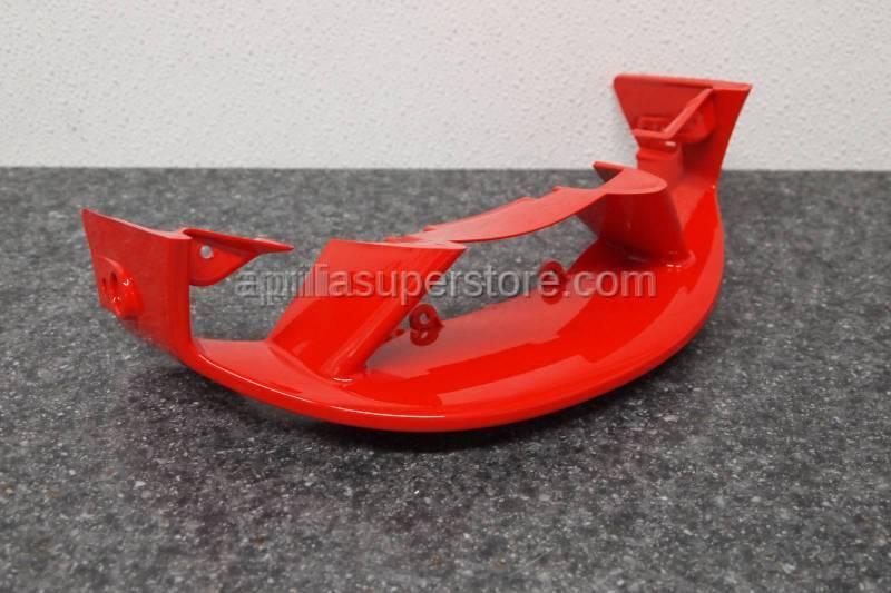 Aprilia - Air intake, red