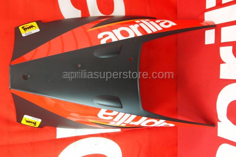 Aprilia - Underpanel, black SUPERSEDED BY AP8179839