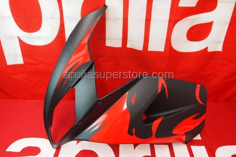 Aprilia - LH  front fairing, black