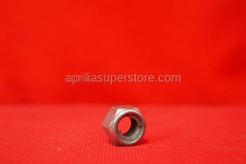 Aprilia - Low self-locking nut M8x1,25
