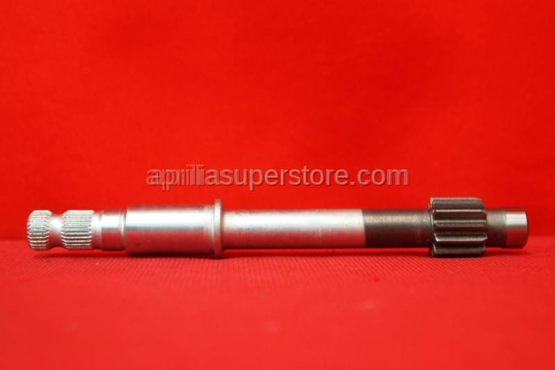 Aprilia - Shaft pin d.12 is SUPERSEDED by 2A000033R