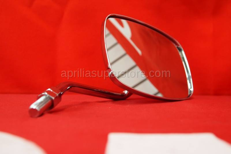 Aprilia - RH rearview mirror