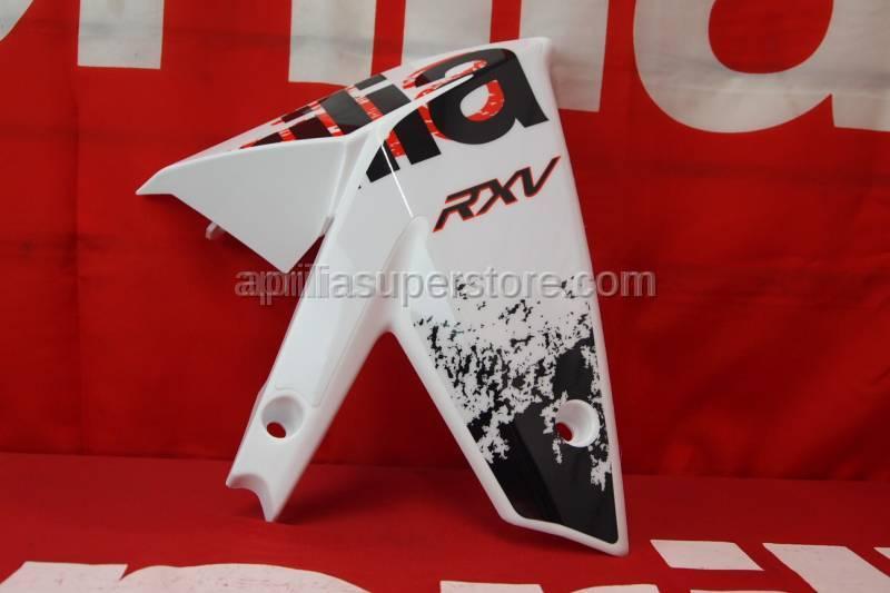 Aprilia - RH air duct white