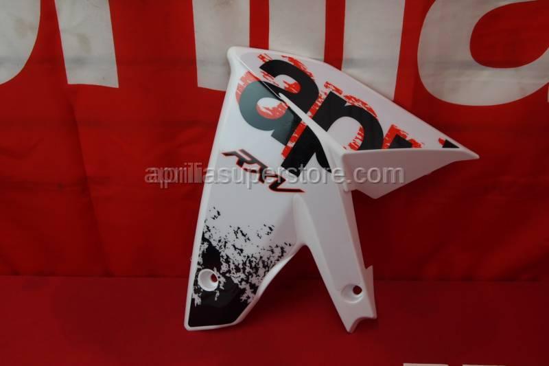 Aprilia - LH air duct white