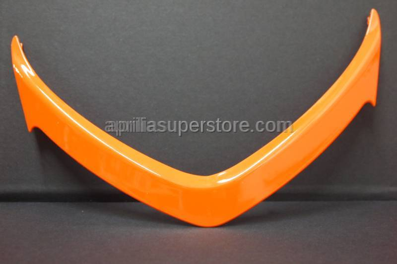 Aprilia - Upper shield guard, orange