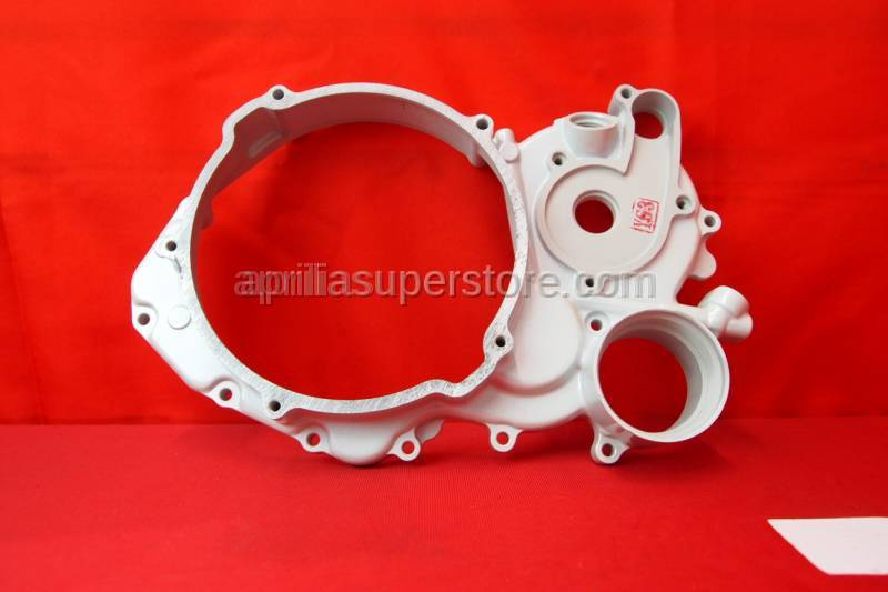 Aprilia - Clutch side cover