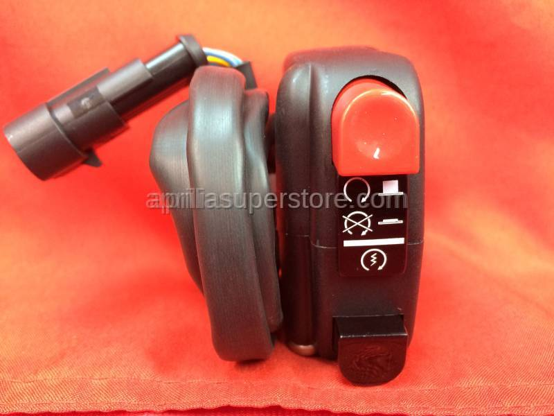 Aprilia - RH Electrical devices