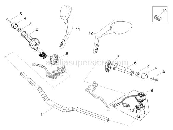 Hex socket screw M6x40