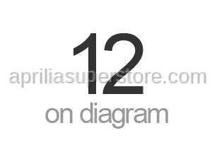 Aprilia - Screw M6x16*