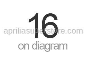 Aprilia - Pin M6x50