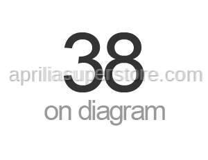 Aprilia - Washer D6,3x18x1