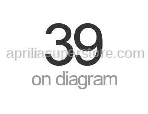 Aprilia - Screw w/ flange M6x15