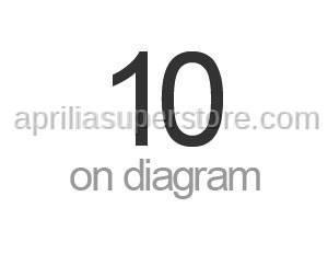 Aprilia - Pin 5x10
