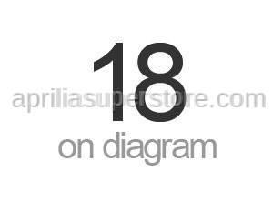 Aprilia - Oil seal 12x20