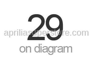 Aprilia - BOLT M6-6Gx75 T.Flange
