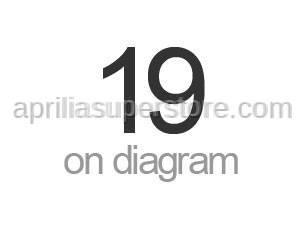 Aprilia - RH spoiler decal