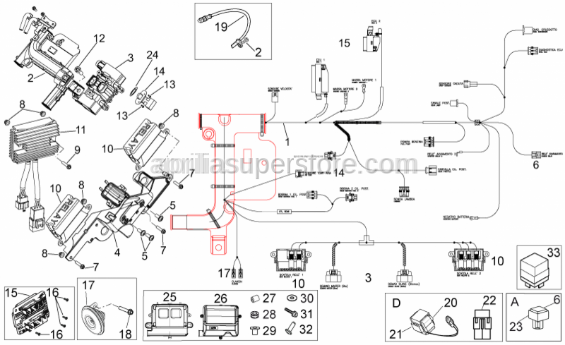 Terrific Fuel Cut Off Tilt Sensor Wiring Database Lotapmagn4X4Andersnl
