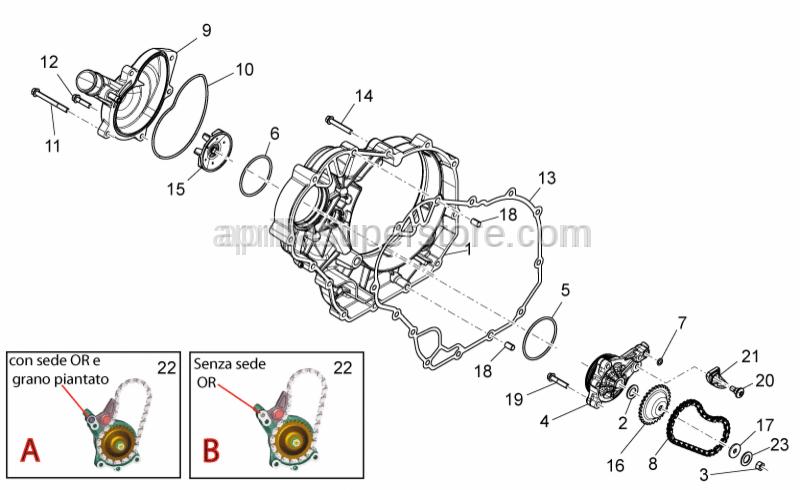 Aprilia - Rotor