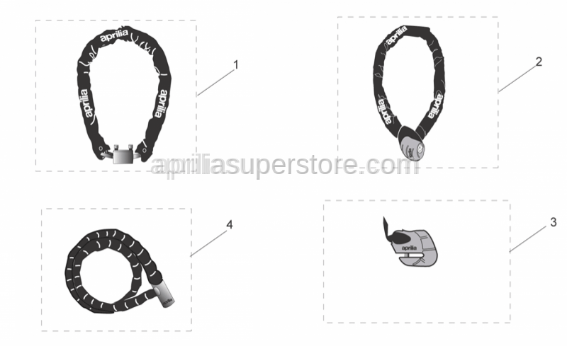 Aprilia - Iron Guard Disk 5 mm