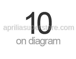 Aprilia - Washer 5,3x10x1*