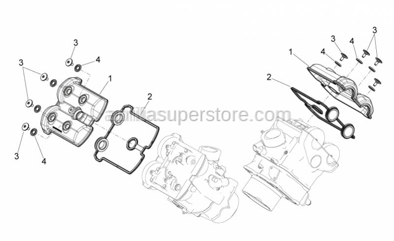 Aprilia - Special screw