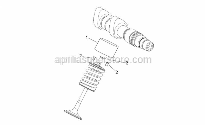 Aprilia - Calibrated tablet 3.25