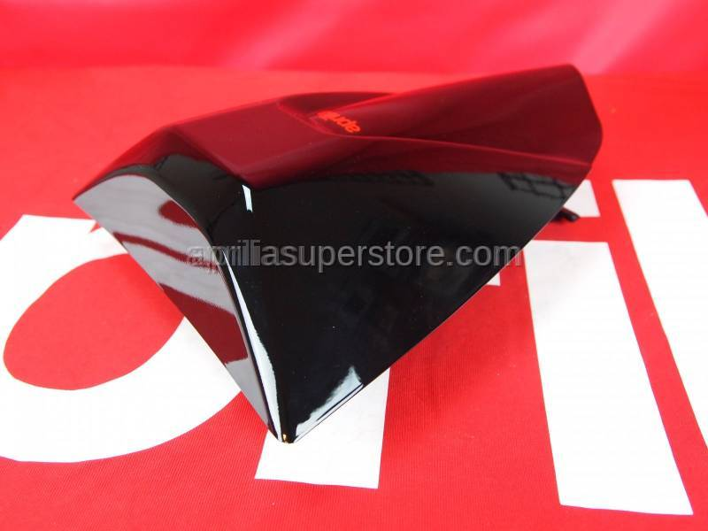 Aprilia - Saddle cover kit, black For '04-'05 RSVR, RSVR Factory *No longer available*
