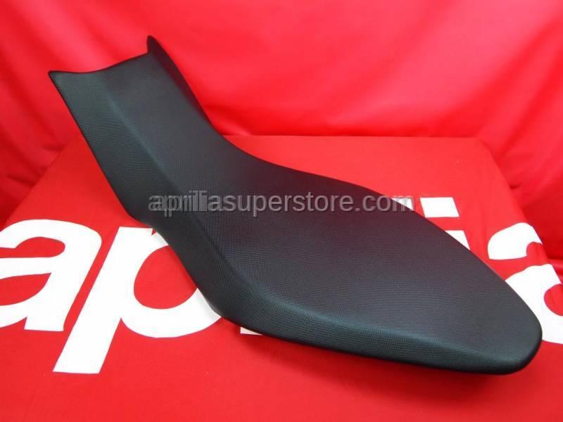 Aprilia - Saddle, black (two p)